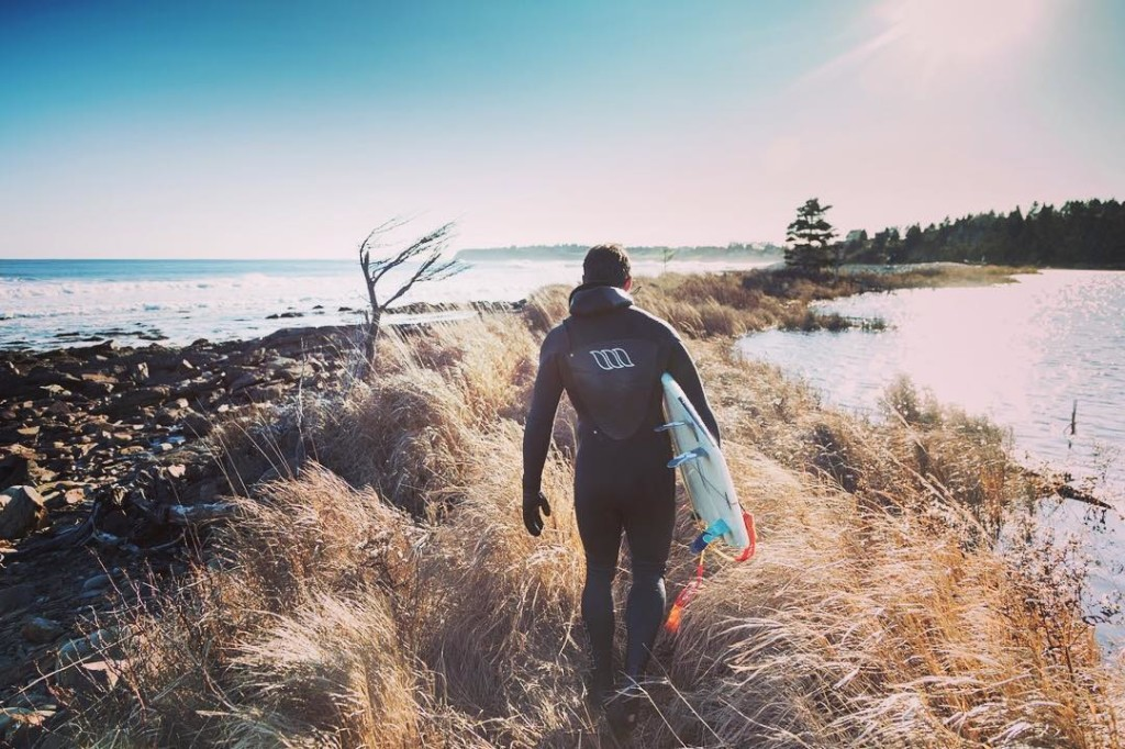 5 Reasons to Give Winter Surfing a Chance in Halifax | Discover Halifax