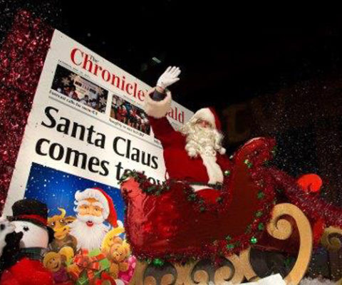 Chronicle Herald Holiday Parade of Lights