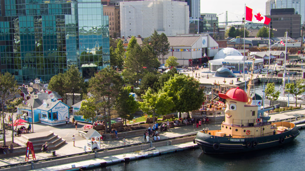Halifax Waterfront – Discover Halifax