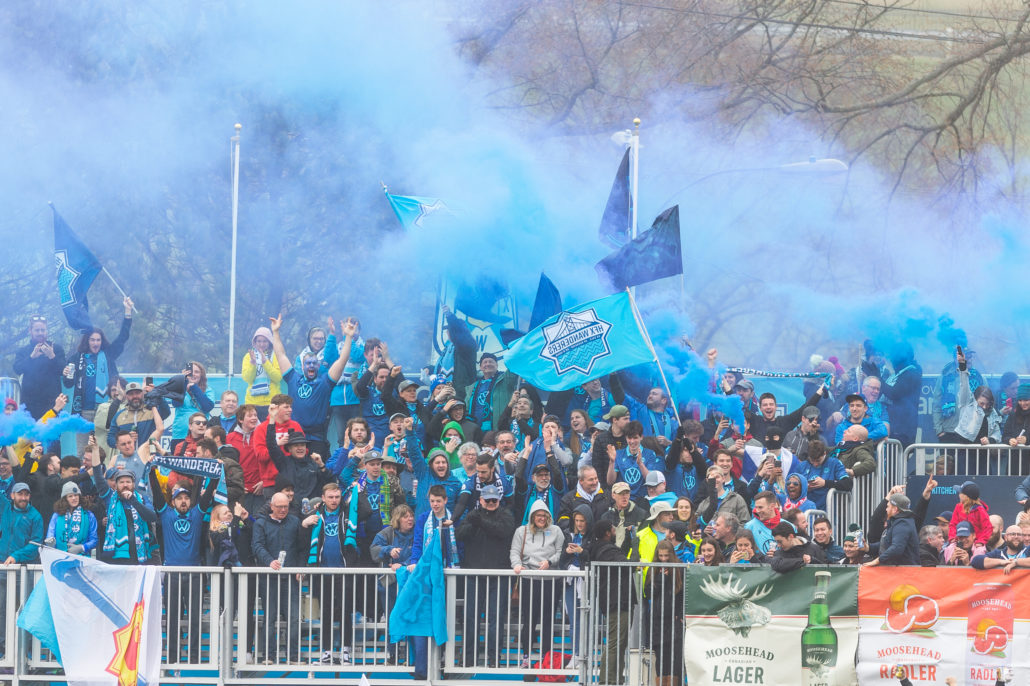 10 Reasons to Catch a HFX Wanderers FC Home Game in Halifax