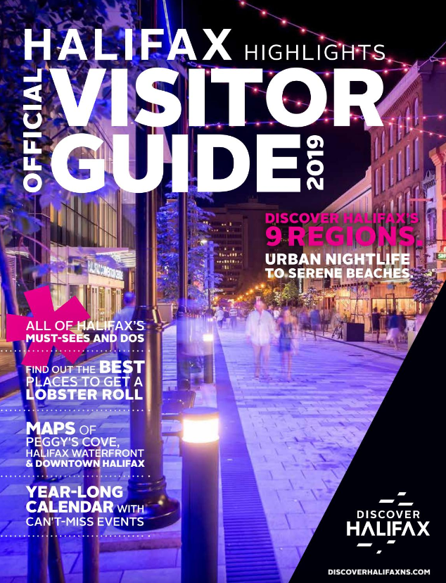 The Official 2019 Halifax Highlights Visitor Guide