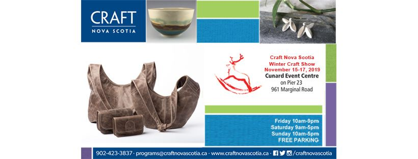 Craft Nova Scotia Winter Craft Show