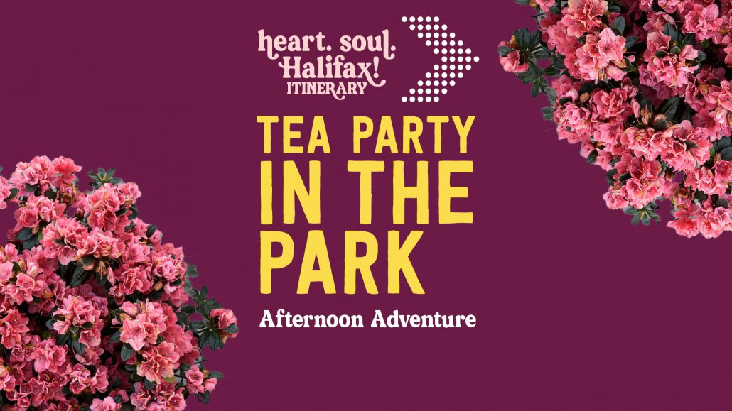 Tea Party in The Park: Afternoon Adventure