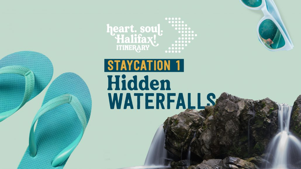 Hidden Waterfalls of Halifax