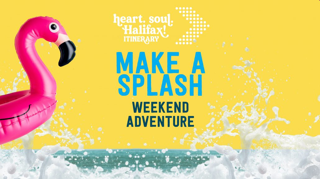 Make a Splash Family Weekend Adventure